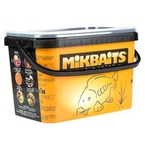 Mikbaits boilie liverix 10 kg 24 mm-mazaná škeble