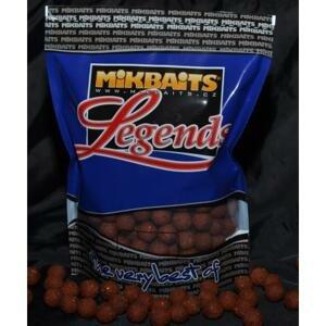 Mikbaits boilie legends 10 kg 24 mm-bigmiks + bigs oliheň&javor