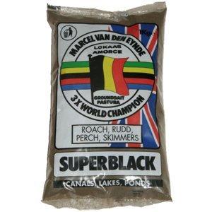 Mvde krmítková směs super black 1 kg