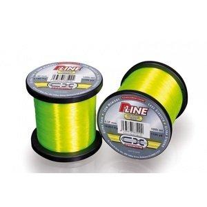 P-line vlasec cx premium hi-vis fluoro zelený 1000 m-průměr 0,30 mm / nosnost 9,18 kg