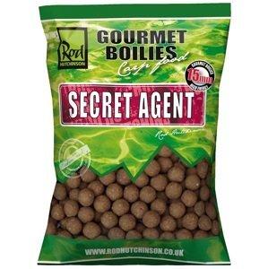 Rod hutchinson boilies secret agent with liver liquid-1 kg 20 mm