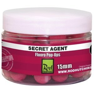 Rod hutchinson fluoro pop-up secret agent with liver liquid-15 mm
