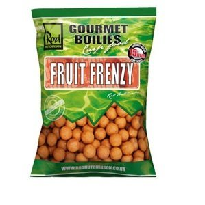 Rod hutchinson boilies fruit frenzy and spring blossom-1 kg 15 mm