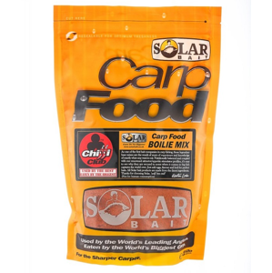 Solar boilie mix quench orange pineapple strawberry-1 kg