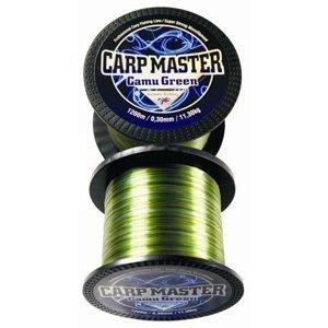 Giants fishing vlasec carp master camo green 1200 m-průměr 0,28 mm / nosnost 10 kg
