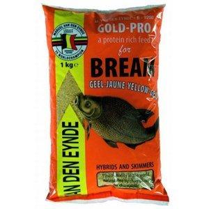 Mvde krmítková směs gold pro bream yellow 1 kg