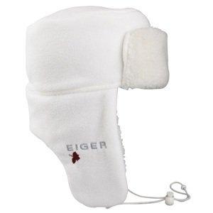 Eiger čepice fleece korean hat snov white-velikost l/xl