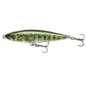 Daiwa wobler prorex pencil bait slow sinking live brown trout 6,5 cm 5,8 g