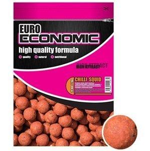 Lk baits boilie euro economic chilli squid-1 kg 18 mm