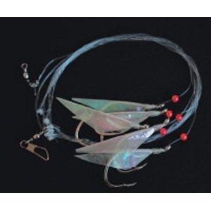 Albastar návazec na moře systém na sledě-velikost háčku 1/0