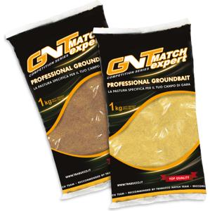 Trabucco vnadící směs gnt match expert 1 kg-carpa gold