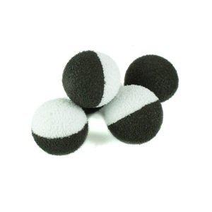 Garda pěnový pop-up zig-up černo/bílý 9ks-10 mm