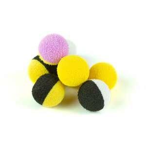 Garda pěnový pop-up zig-up černo/žlutý 9ks-15 mm