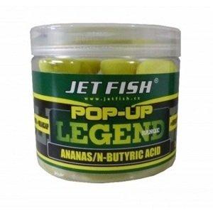 Jet fish legend pop up ananas/butyric - 60 g 16 mm