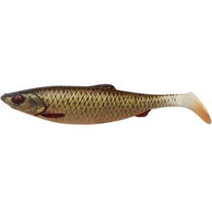 Savage gear gumová nástraha 4d herring shad dirty roach-16 cm 28 g