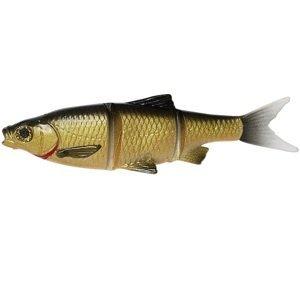 Savage gear gumová nástraha lb roach swim&jerk bulk dirty roach