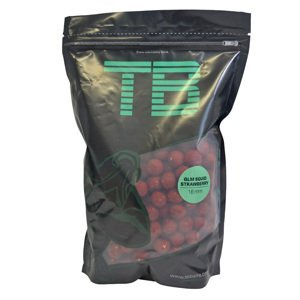 Tb baits boilie glm squid strawberry-250 g 24 mm