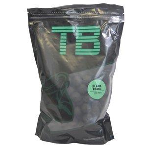 Tb baits boilie black pearl-2,5 kg 16 mm