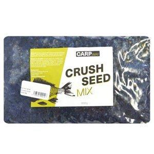 Carpway drcený partikl crush seed mix 1,5 kg-halibut
