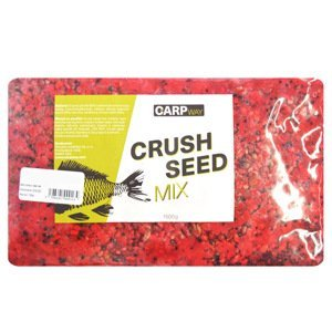 Carpway drcený partikl crush seed mix 1,5 kg-švestka/chilli