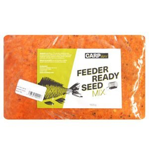 Carpway feeder ready seed mix 1,5 kg-scopex