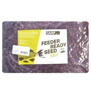 Carpway feeder ready seed mix 1,5 kg-halibut