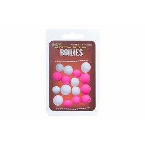 ESP Buoyant Boilies White/Pink