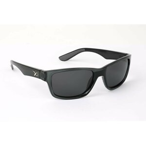 Fox Matrix polarizační brýle Glasses - Casual Trans black / grey lense