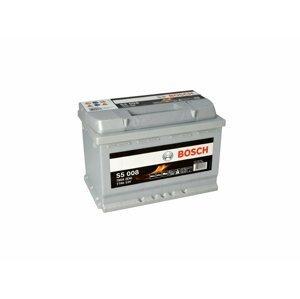 Bosch baterie S5 008 77Ah 780A 12V