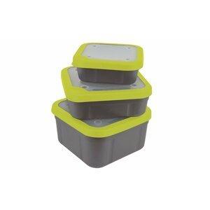 Fox Matrix Krabičky Bait Box Matrix 2.2pt grey/lime
