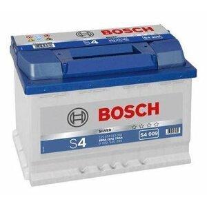 Bosch baterie S4 74Ah 680A