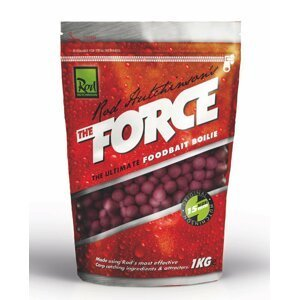 RH boilies The Force Food Bait Boilie 20mm 1kg