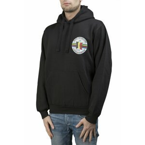 MVDE svetr Sweater Met Kap Zwart vel. XXL