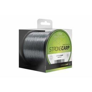 Fin vlasec Strong Carp 5000m/šedá 0,25mm 12,1lbs