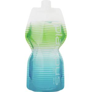 Skládací láhev Platypus Soft Bottle 1,0L zelená/modrá