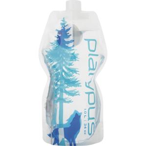 Skládací láhev Platypus Soft Bottle 1,0L světle modrá