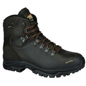 Pánské boty Meindl Kansas GTX tmavě hnědé Velikost bot (EU): 46 / Barva: tmavě hnědá