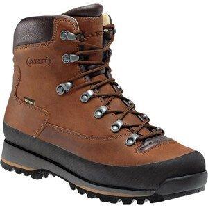 Trekové boty AKU Conero NBK GTX Velikost bot (EU): 46,5 (11,5) / Barva: hnědá