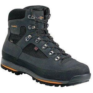 Pánské turistické boty Aku Conero GTX Velikost bot (EU): 43 (9) / Barva: černá/šedá