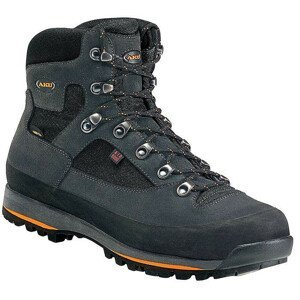 Pánské turistické boty Aku Conero GTX Velikost bot (EU): 46,5 (11,5) / Barva: černá/šedá