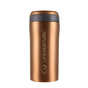 Termohrnek LifeVenture Thermal Mug 0,3l Barva: tmavě hnědá