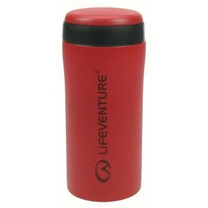Termohrnek LifeVenture Thermal Mug 0,3l Barva: matná červená