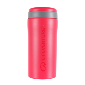 Termohrnek LifeVenture Thermal Mug 0,3l Barva: růžová/černá
