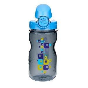 Dětská láhev Nalgene OTF Kids 12oz 350 ml Barva: šedá kostka
