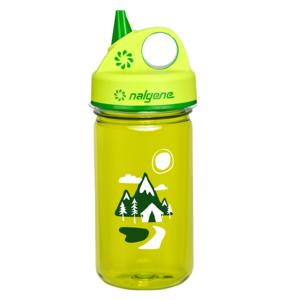 Dětská láhev Nalgene Grip 'n Gulp Barva: zelená/světle zelená
