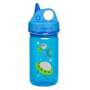 Dětská láhev Nalgene Grip 'n Gulp Barva: světle modrá
