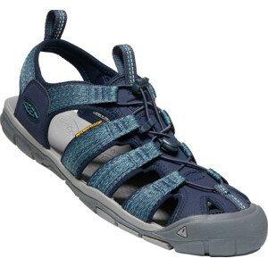 Pánské sandály Keen Clearwater CNX M Velikost bot (EU): 44 / Barva: modrá/šedá