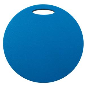 Sedátko Yate Sedátko kulaté dvouvrstvé Barva: světle modrá / černá