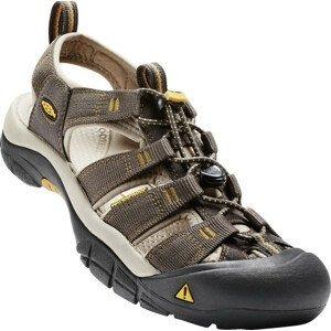 Pánské sandály Keen Newport H2 M Velikost bot (EU): 46 / Barva: tmavě hnědá