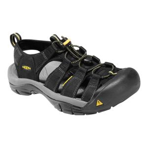 Pánské sandály Keen Newport H2 M Velikost bot (EU): 41 (8,5) / Barva: black